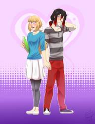 MotH - Lucy and Rhi by lemon-drop-soda