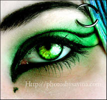 Toxic Eye Makeup more editing by savinaswings