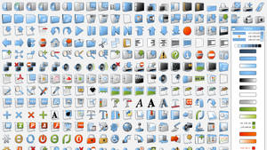 Vamox project icons by DaFeBa