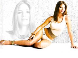 Marcela Kloosterboer Wallpaper 05 by DaFeBa