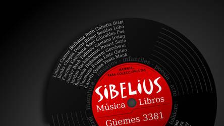 Sibelius vinyl by DaFeBa