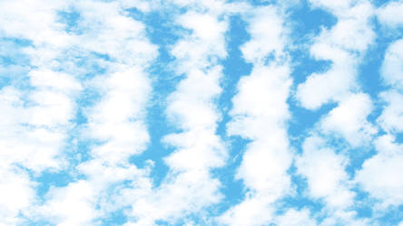Wallpaper clouds by DaFeBa