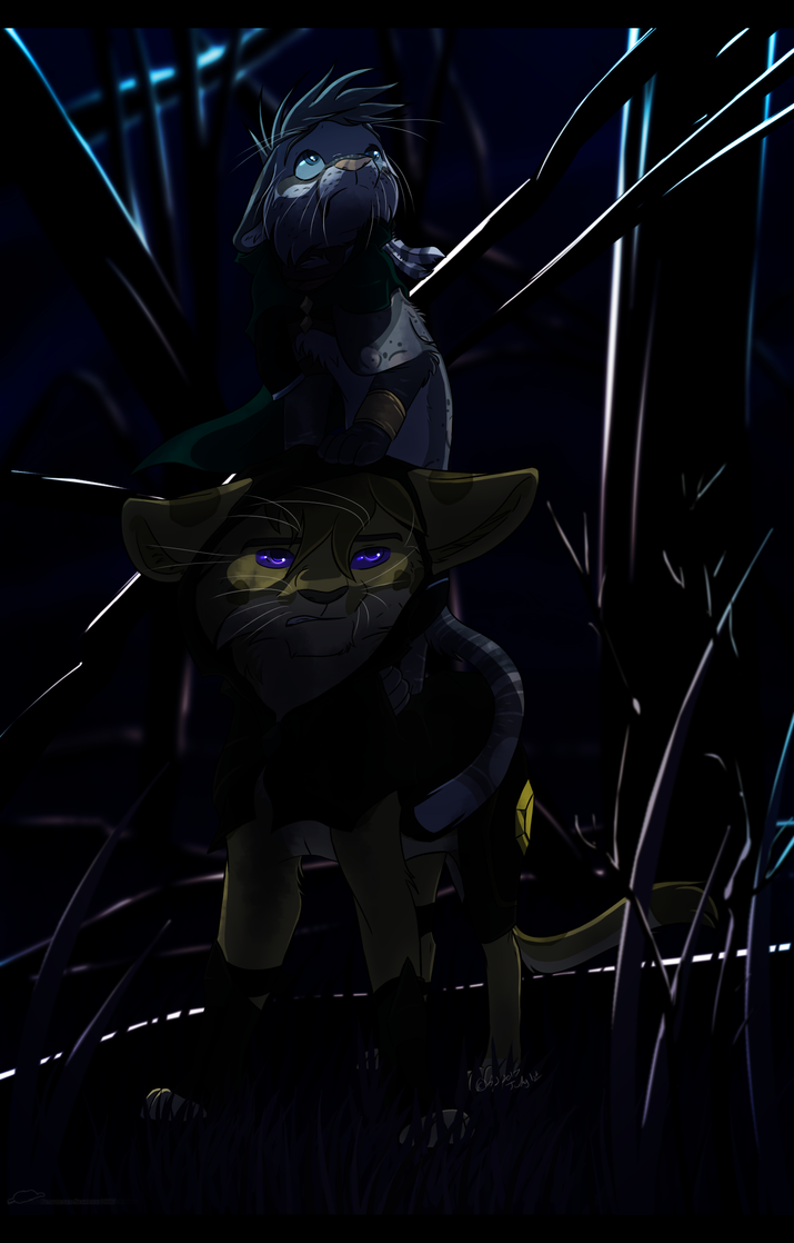 The Darkest Part by FeatheredSeclude