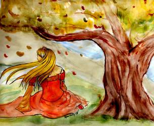 Beauty of Autumn by Chibi-Aura