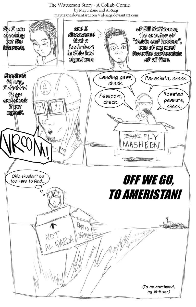 The Watterson Story: Mayu 01 by mayuzane