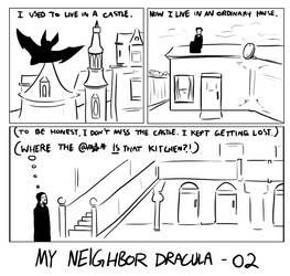 My Neighbor Dracula 02 by mayuzane