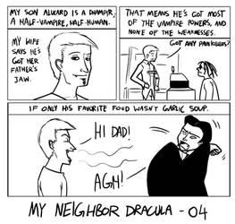 My Neighbor Dracula 04 by mayuzane