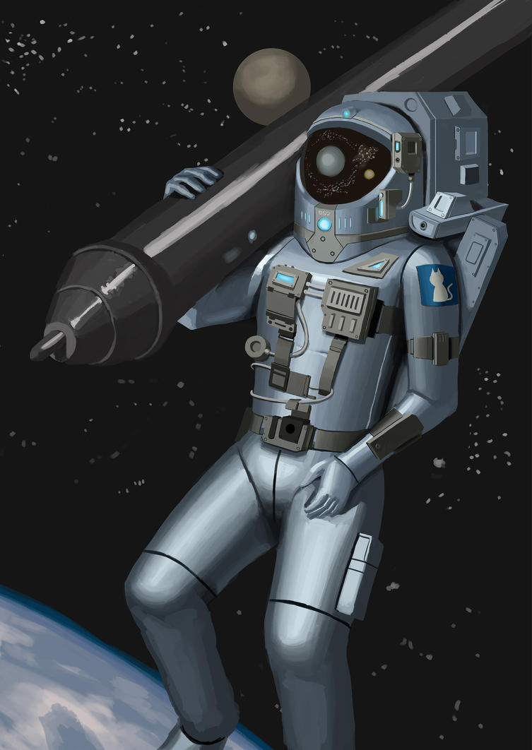 Art-Stronaut 2015 by mayuzane