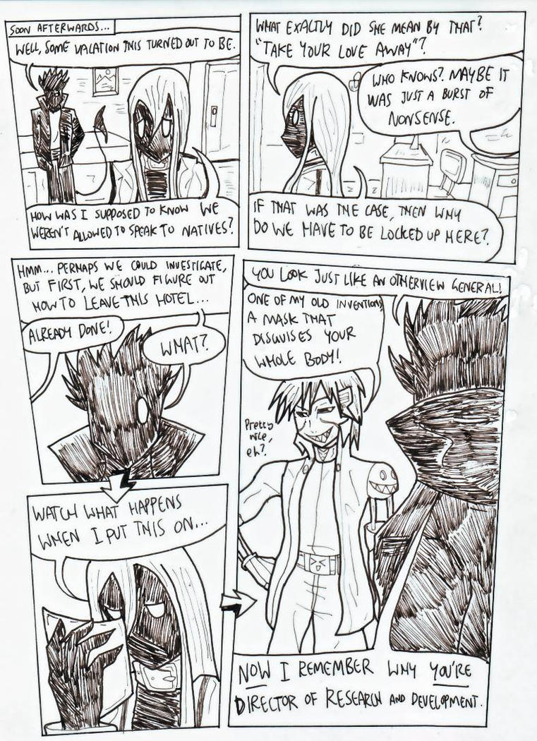 Grayless: A Fairy Tale 50 by mayuzane