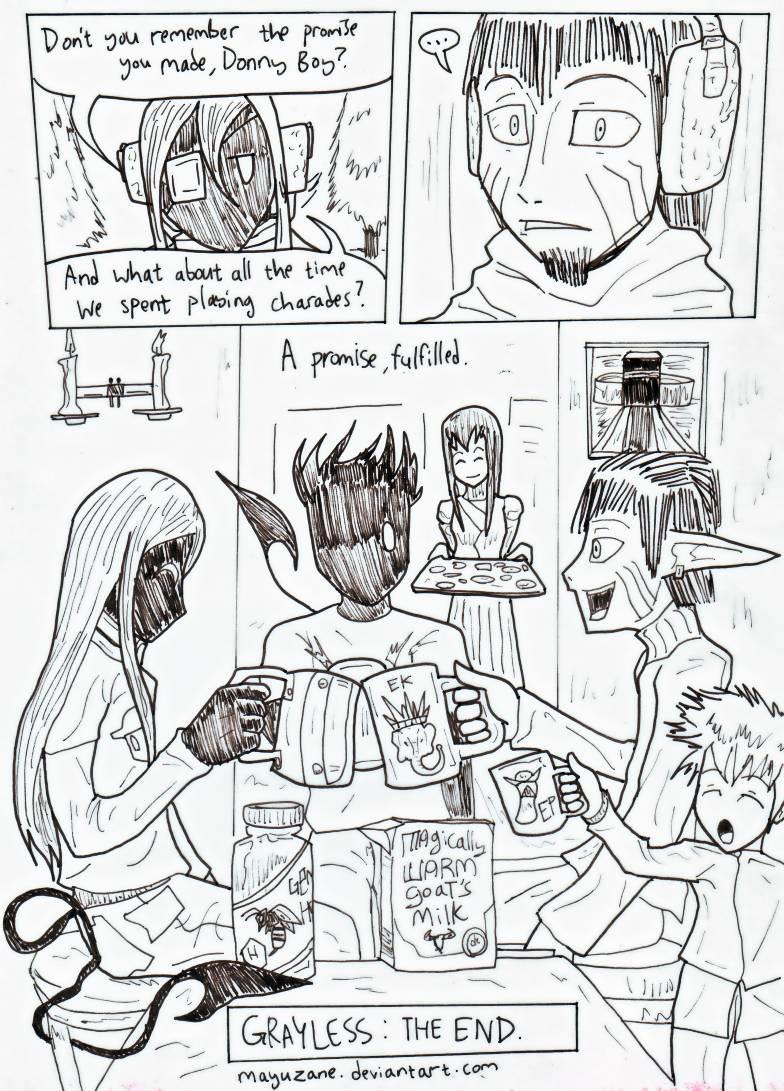 Grayless: A Fairy Tale 60 by mayuzane