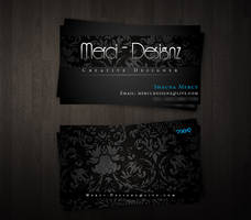 Biz Card by mztweeta