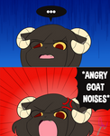 Angry Goat Noises