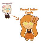 Cookie Run OC Redesign/Rename
