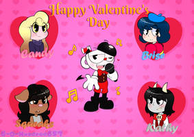 Happy (late) Valentine's Day by 6-O-Hundred657