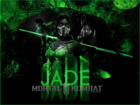 Jade - Mortal Kombat 11