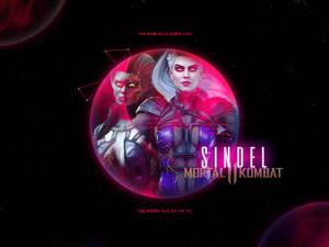 Sindel - Mortal Kombat