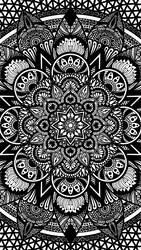 mandala-2-black and white