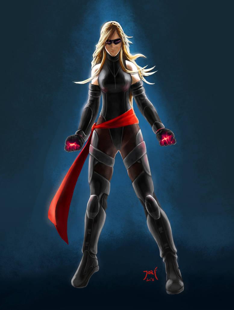Ms. Marvel Movie Concept