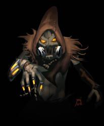 Scarecrow by ElJore