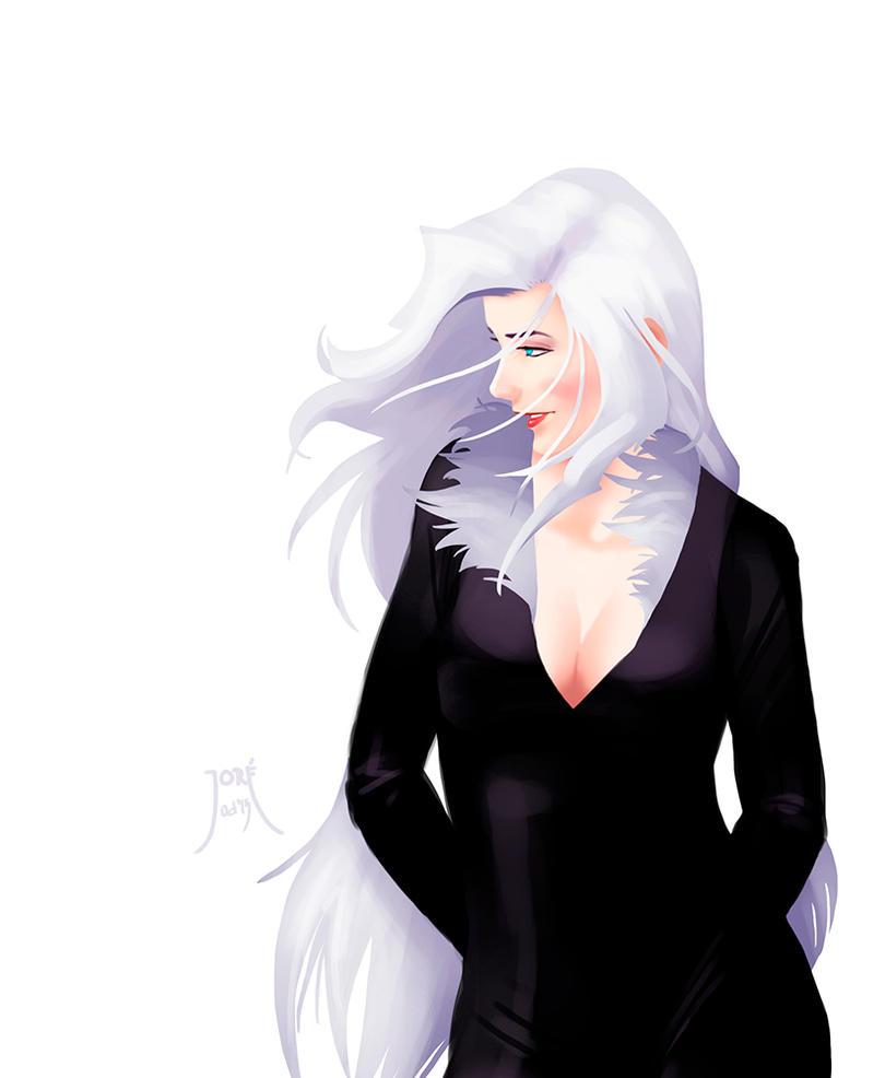 30 Black Cat by ElJore