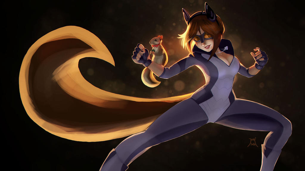 Marvel Rising Sneak Peek: Meet Squirrel Girl
