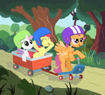 Let's Find our Cutie Mark