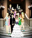 A Total Drama Wedding