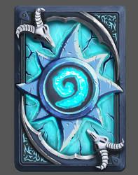 Frostmourne Card Back Concept (Fan)