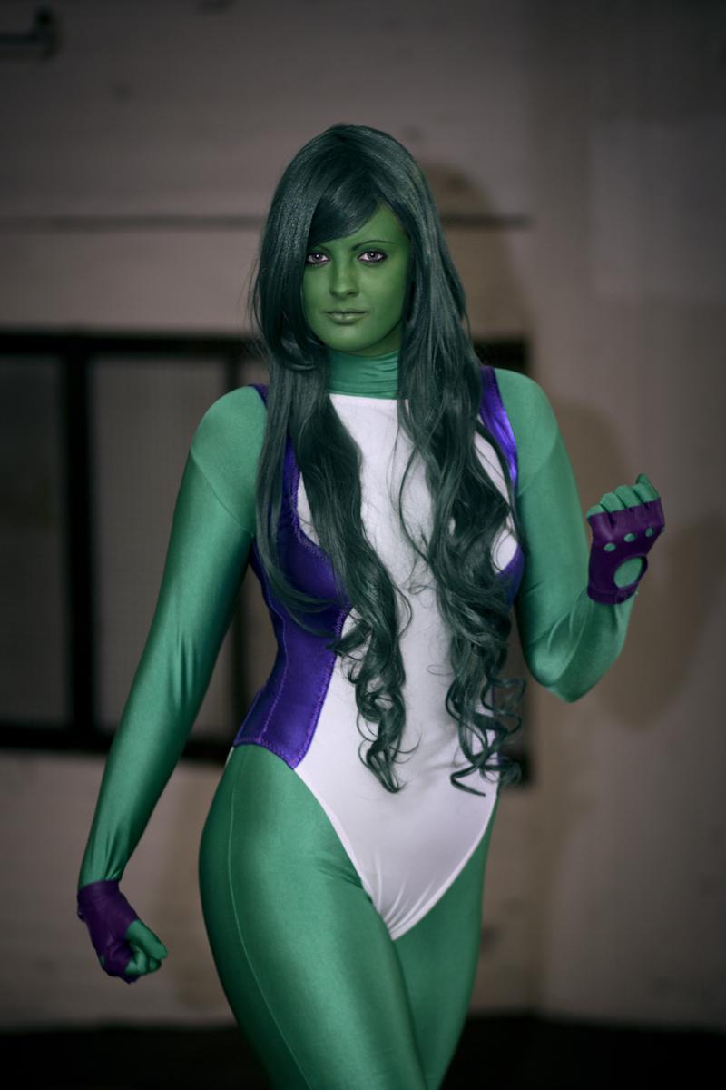 LFCC 2012 She Hulk by Inuyomi