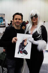 Me and J. Scott Campbell at LSCC 2013