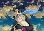 Holmes' Moving Castle
