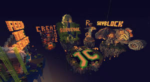 JumanjiCraft Spawn by JumanjiCraft