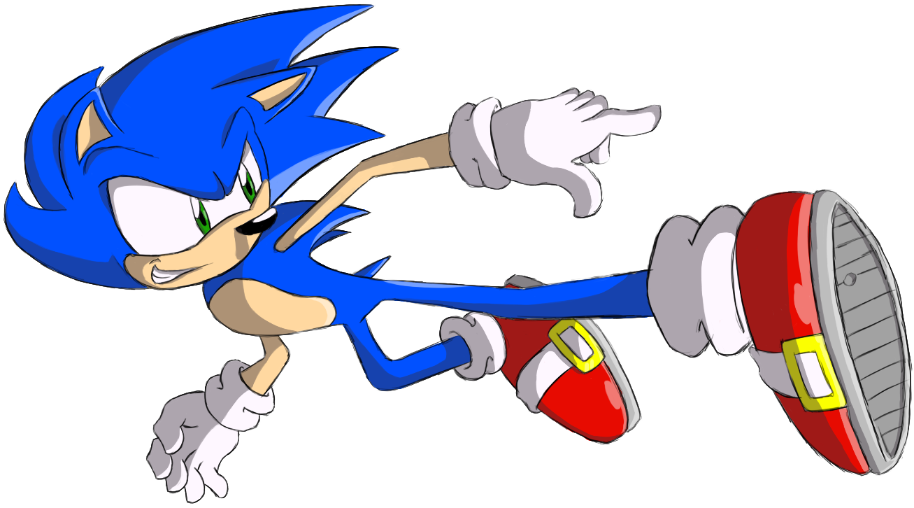 Sonic Jump by kyleultra128