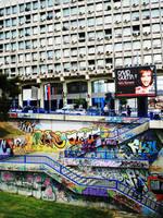 Colorful Belgrade by JokersCellarDoor