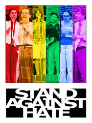 StandAgaintsHate- beatsofpeace by dapride