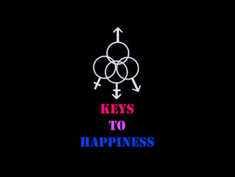 Keys to Happiness -DeusExFetus by dapride