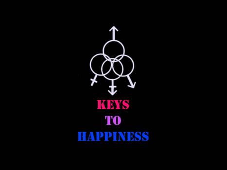 Keys to Happiness -DeusExFetus