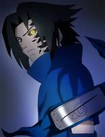 +:Sasuke Uchiha:+ by Banryuunokizu
