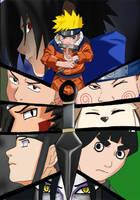 NARUTO- Search and Rescue by Banryuunokizu