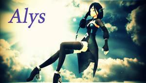 .:Alys:. by narusegawaxx