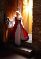 Lady in the Light by Safirescribbler