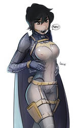 New Armor by psudolewd