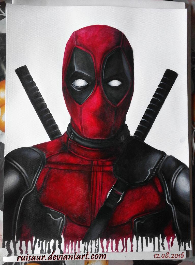 Deadpool by ruisaur