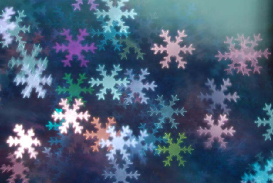 snowflake texture 3 by nikkitambo