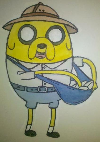 Jake the Mailman by YunisUnis