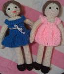 Mariana and Lucy by YunisUnis
