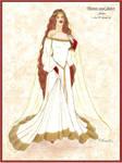 Juliet by LadyDomira