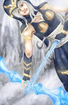 Frozen Archer