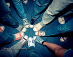Chuck taylor by robertsquall