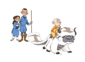 Avatar babies by Lelpel
